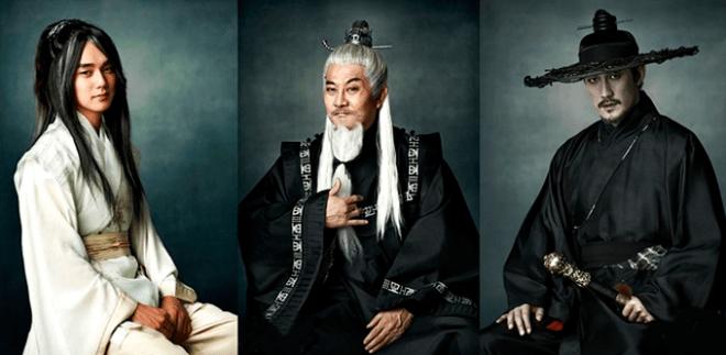 Imperador de Jade, Yama e Ceifador