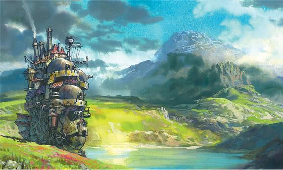 O Castelo Animado