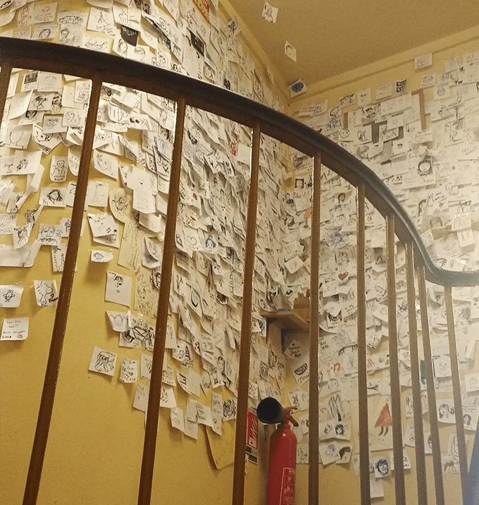 Sennelier - Papelaria em Paris