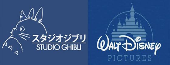 Ghibli - Disney