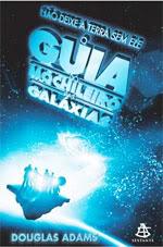 Capa Guia do Mochileiro das Galáxias