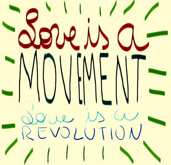 Love Is A Movement