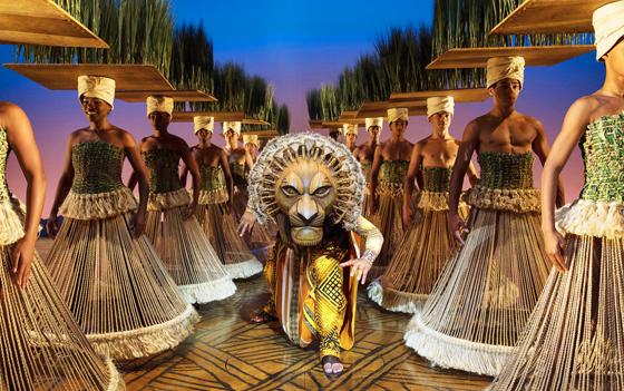 O Rei Leão - Musical