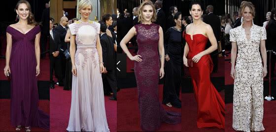 Mulheres Red Carpet 2011