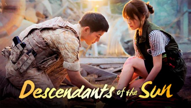 Descendants of the Sun - Yoo Si-Jin e Kang Mo-yeon