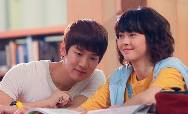 Chilbongi e Na-Jung.