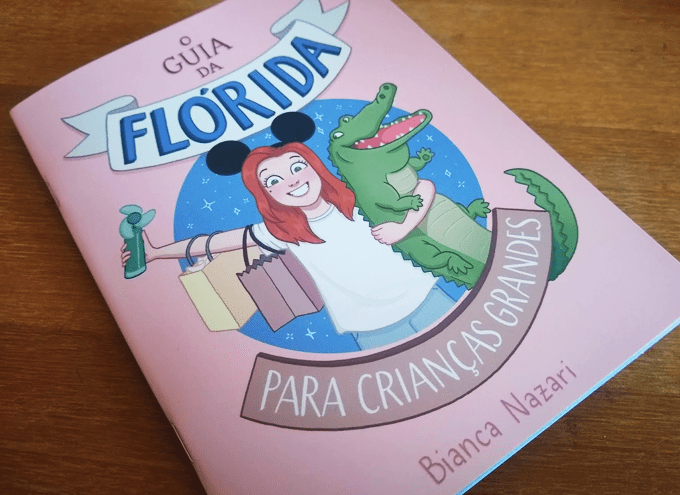 Capa do Guia da Flórida para Crianças Grandes