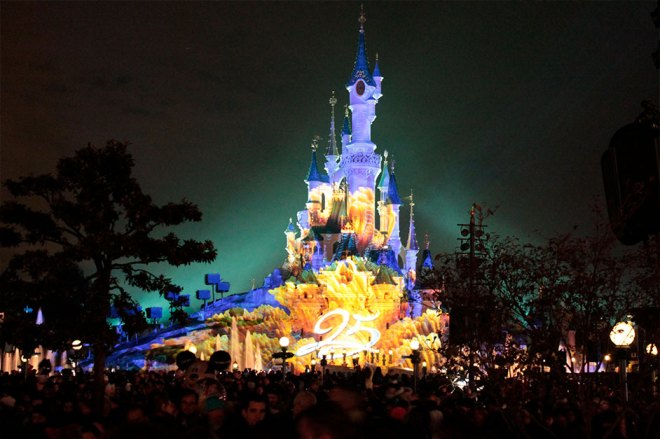 Show final da Disney Paris