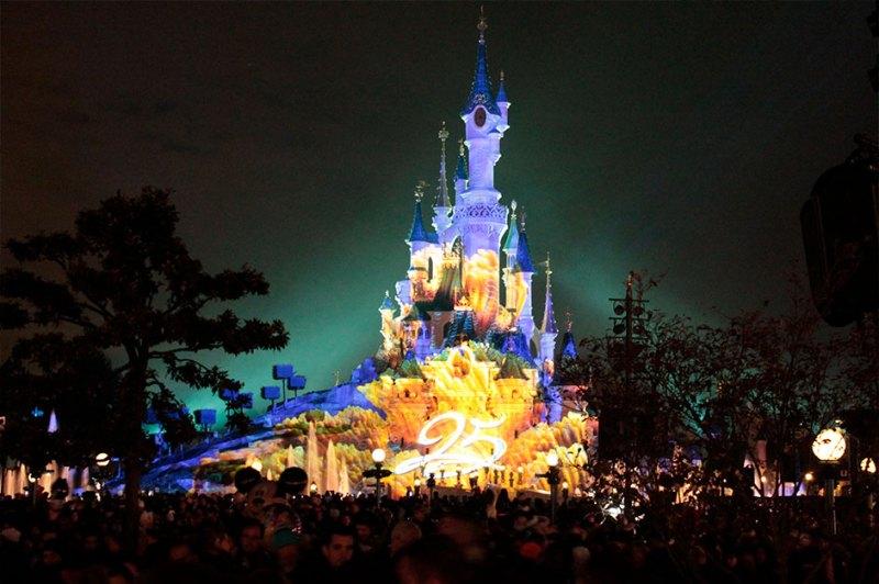 Show final da Disney Paris