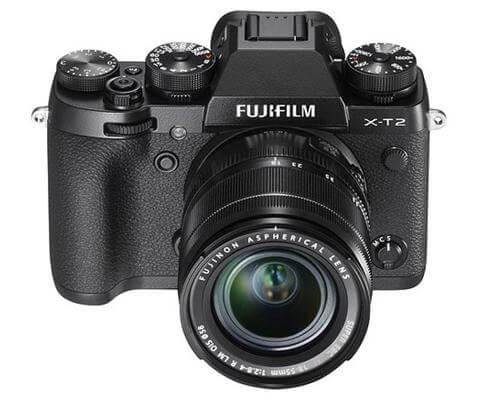 đánh giá 8 mẫu máy ảnh kỹ thuật số năm 2018 - 7