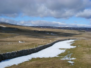 21 towards Fountains Fell