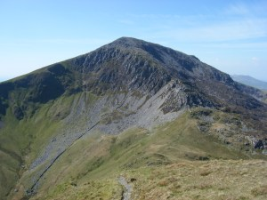 52 route across to Craig Pennant