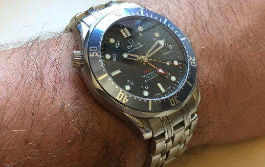 Omega Seamaster PRO GMT (2535.80.00) Revisited (Update #3)