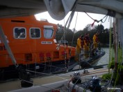CV9 Qingdao, RNLI Weymouth Lifeboat, Clipper Crew Training