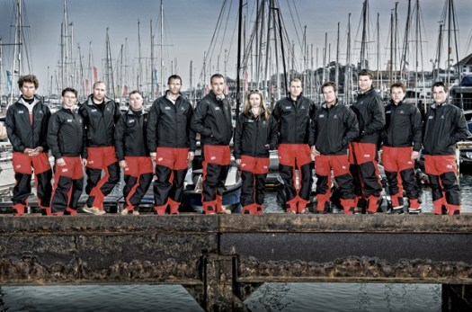 Clipper 13-14 Race Skippers
