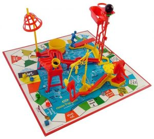Mouse Trap is a classic example of a game that can be played without a rulebook