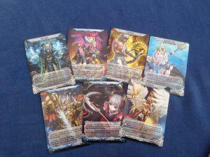 God cards, based on Norse mythology