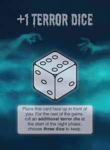 Terror Bonus Card 2
