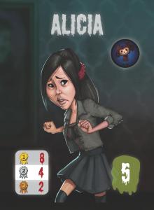 Alicia Guest Card