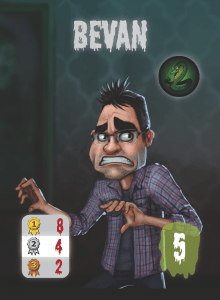 Bevan Guest Card