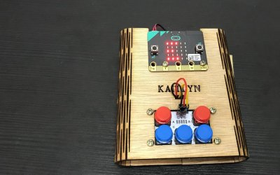 Game:bit Kit Assembly Instructions