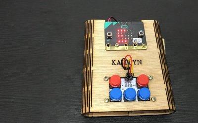 Game:bit Kit Assembly Instructions