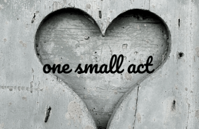 One Small Act..