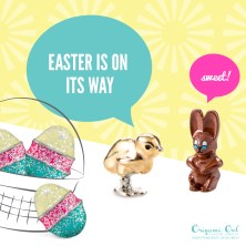 Easter charms