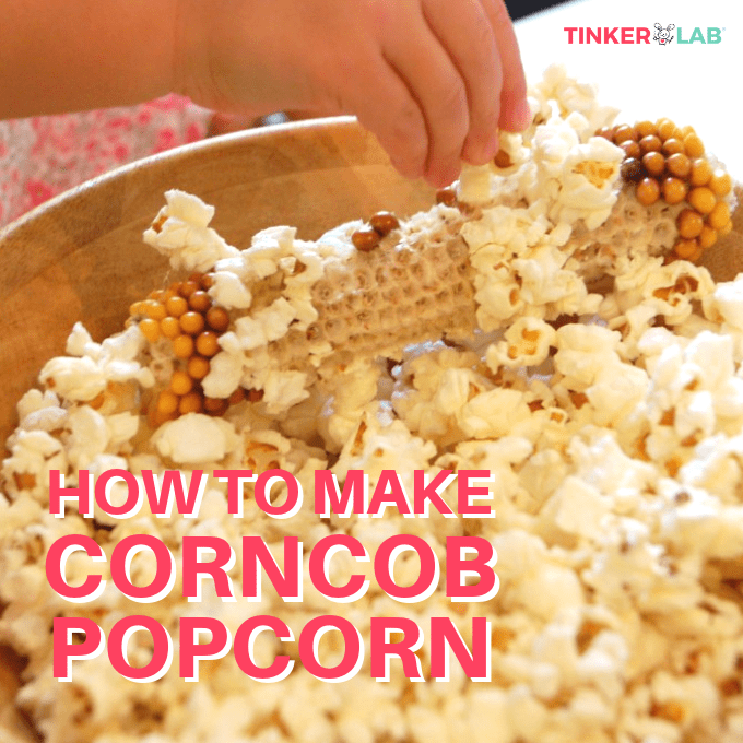 popcorn cob how to pop popcorn from a