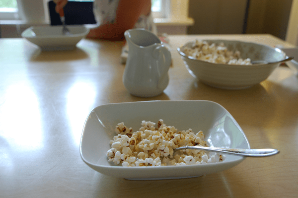 How to make Popcorn Cereal for Breakfast  TinkerLab