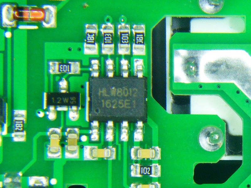 Pin Wiring Diagram The Hlw8012 Ic In The New Sonoff Pow Tinkerman