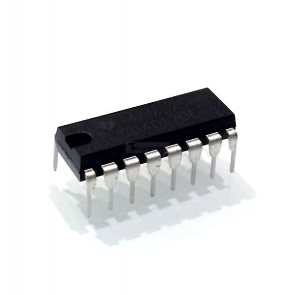 4017 Decade Counter Circuit