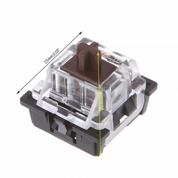 $2.99 - Brown Cherry MX Switch - Tinkersphere