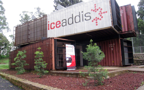 The ICE Addis tech space in Ethiopia