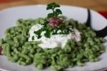 Brokolicové halušky