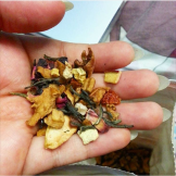 Tea blend from Teavana
