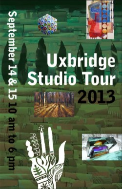 Uxbridge Studio Tour