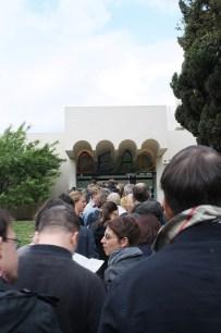 za Fundació Joan Miró sem plačala 7€, notri slikat ne smeš