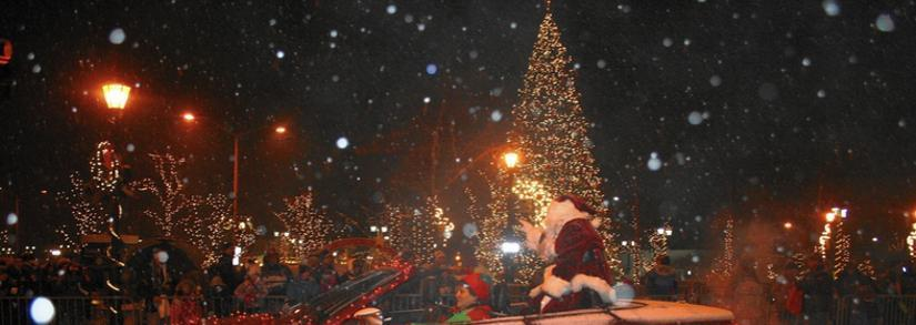 Tinley Park Christmas Tree Lighting Ceremony Parade of Lights And Holiday Happenings