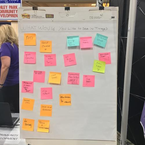 Tinley Park Community Development Board 2019 at Discover Tinley 2019