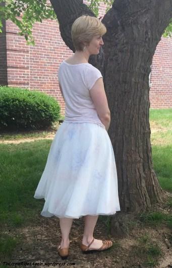 Wedding Skirt 2