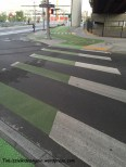Bike Crosswalk