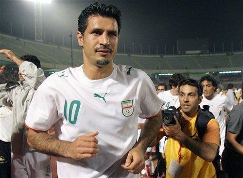 Ali Daei football news at HappyLuke Vietnam