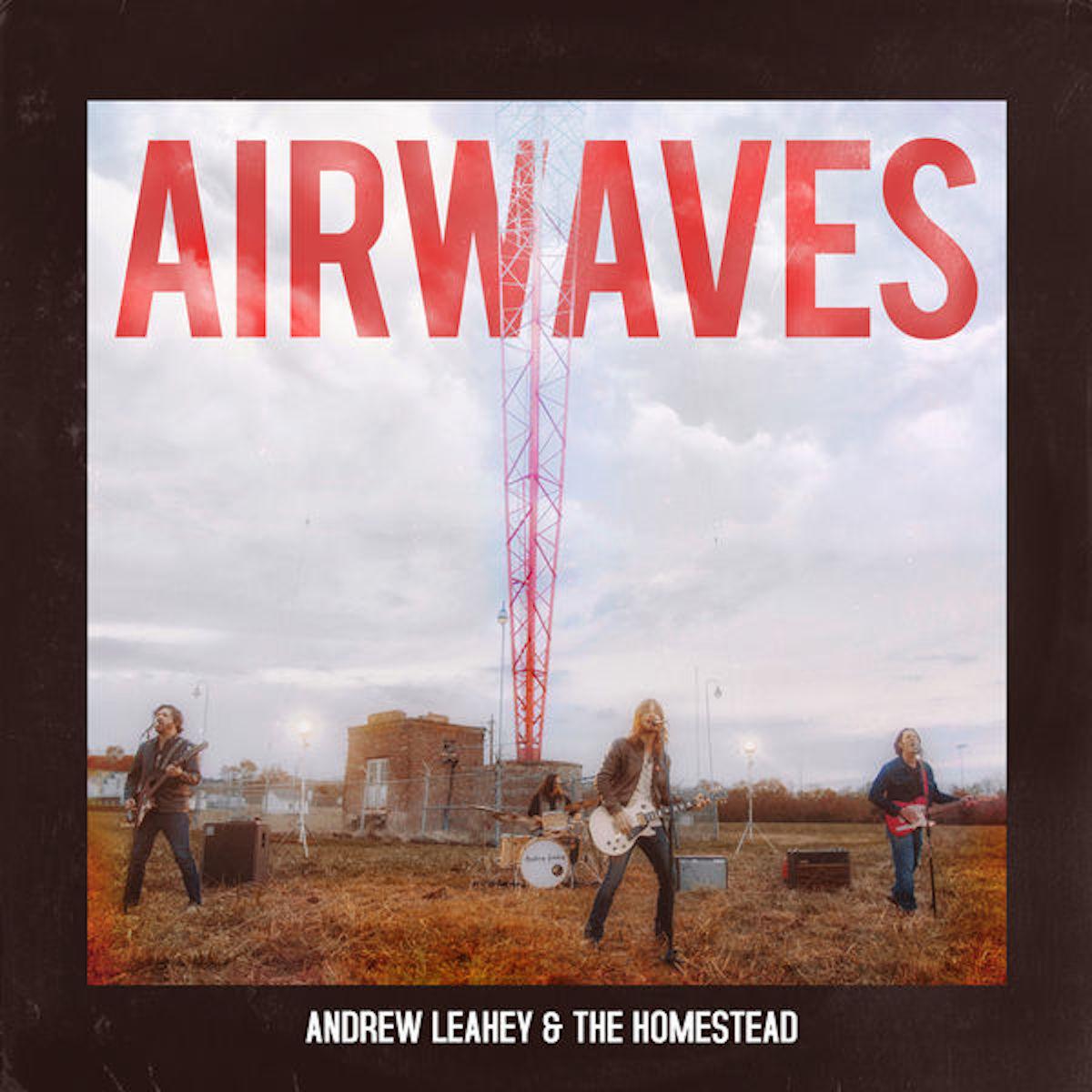 ¿Qué estáis escuchando ahora? AndrewLeahey_Airwaves