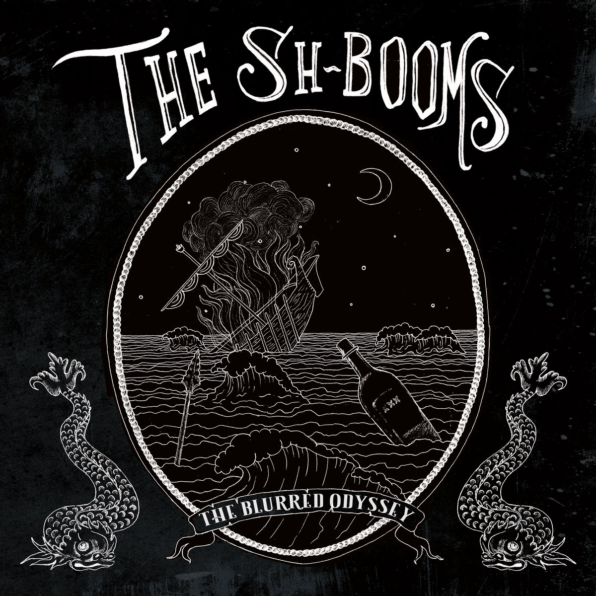 The Sh-Booms | The Blurred Odyssey