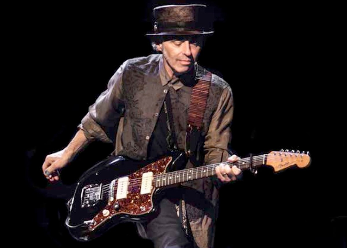 Random Number | Nils Lofgren Visits Attitude City With Lou Reed On New Album