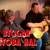 It's All The Same to Mike Biggar & Manitoba Hal in Raucous Live Video