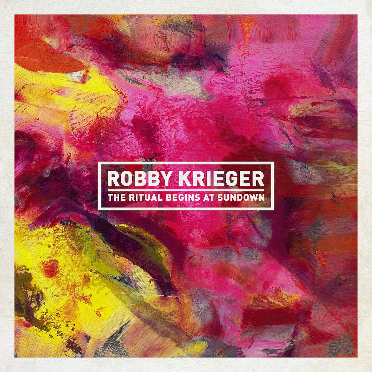 Robby Krieger | The Ritual Begins At Sundown - Tinnitist