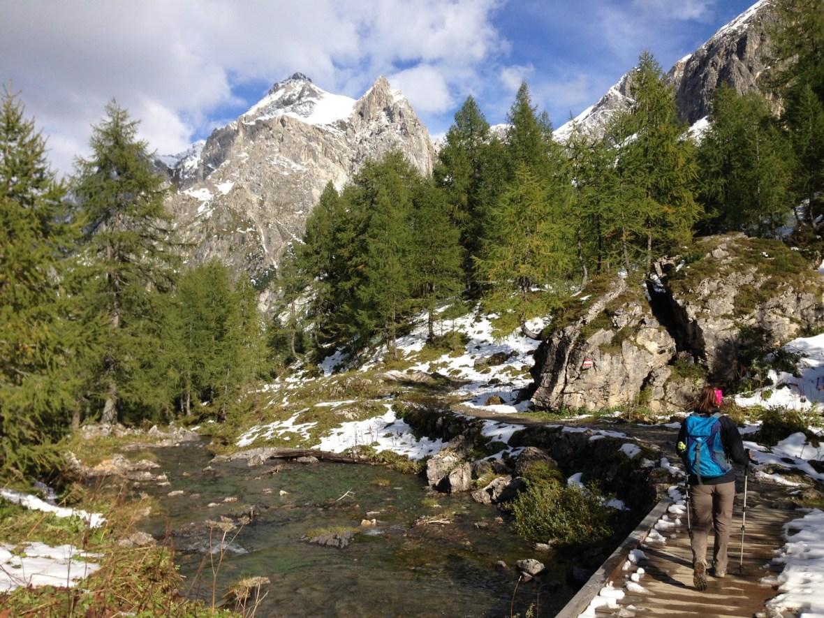 Tappenkarsee-Wanderung