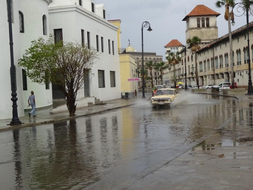 Havanna in der Regenzeit